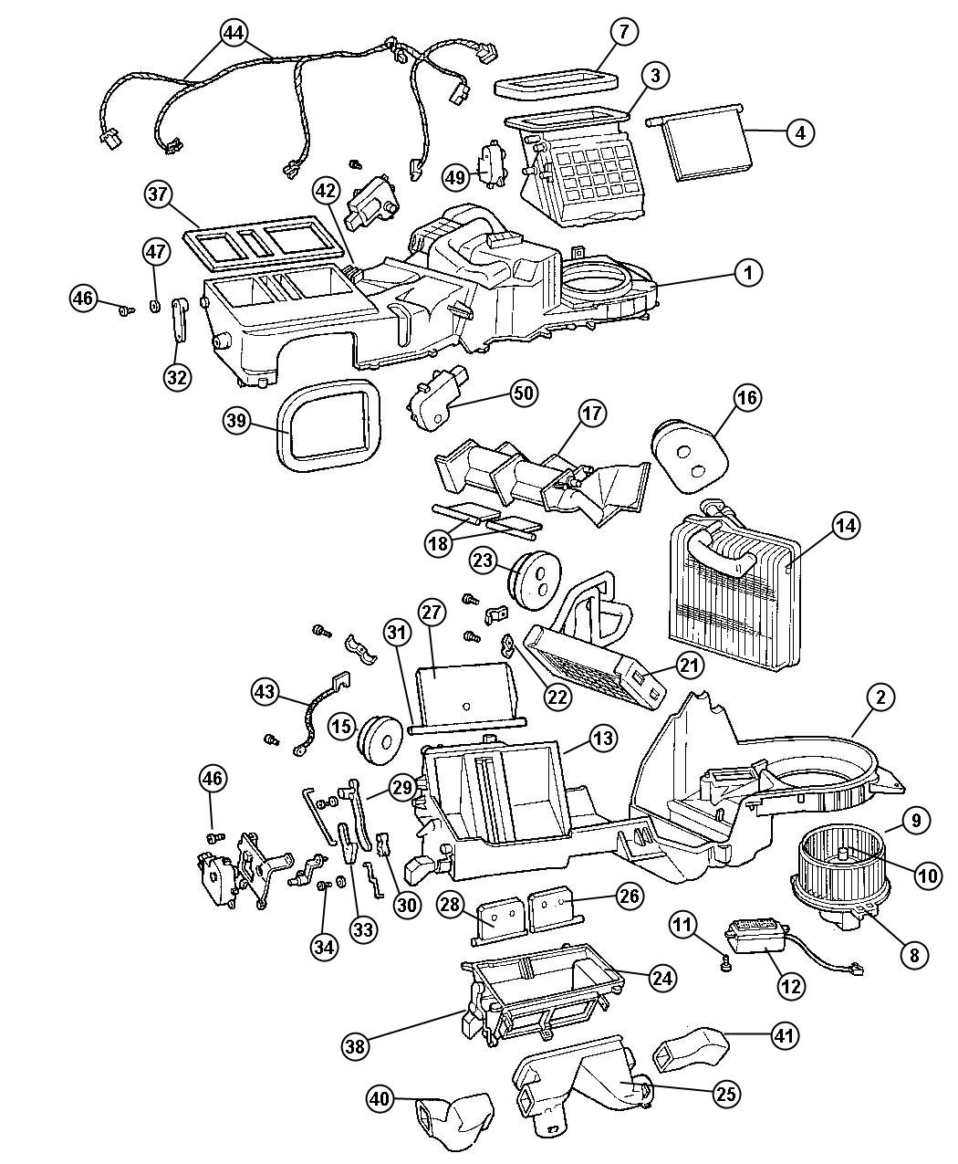 Diagram Jeep Cherokee Heater Diagram Full Version Hd