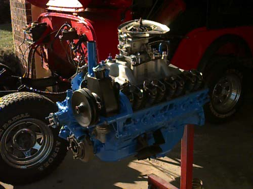 Jeep Engine Amc 304 V8
