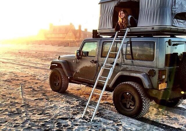 Jeep Roof Top Tent Fun | Jeep Wrangler Outpost