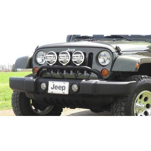 Jeep Wrangler Fog Light Bulb Replacement