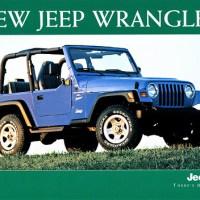 1996 Jeep Wrangler