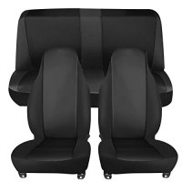 Car Seat Cover for Car Truck Van and SUV - Deluxe Full Set