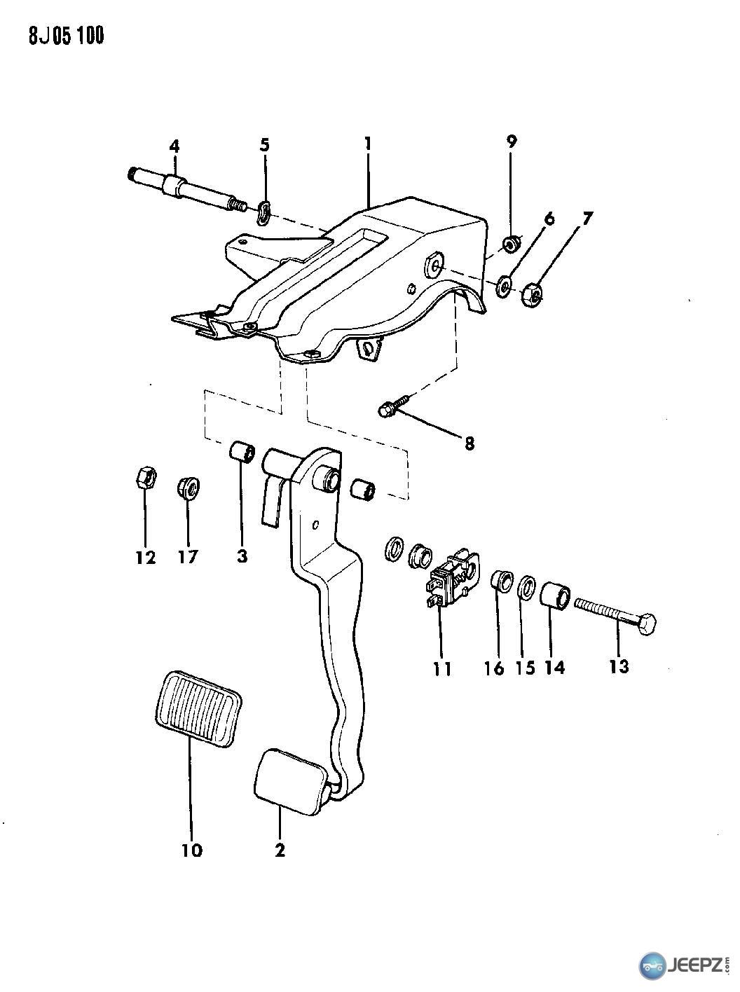Brake Booster Push Rod To Brake Pedal Help