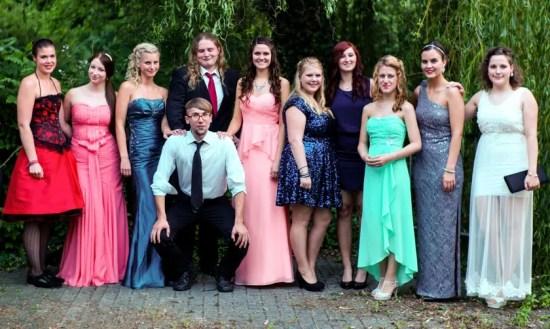 Abiturklasse 2014 kl
