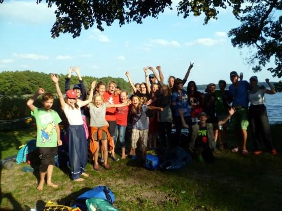 Kanutour Klassenstufe 7 – Angara 1