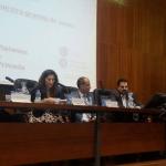 ADISPO en la Facultad de Derecho de la UB de Barcelona el pasado 12-J.