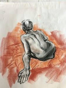 Life Drawing 2015 session 2