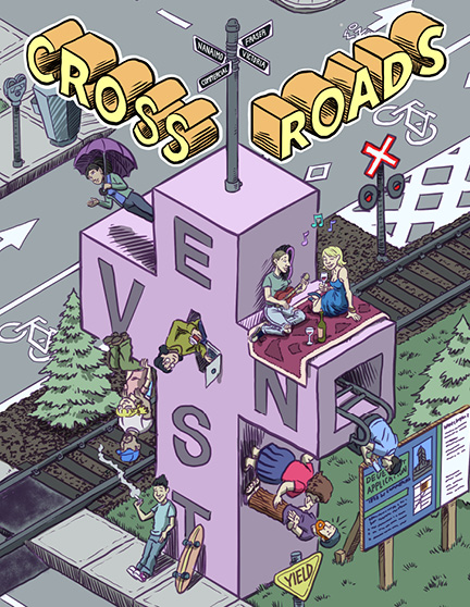Crossroads chapter 1 cover