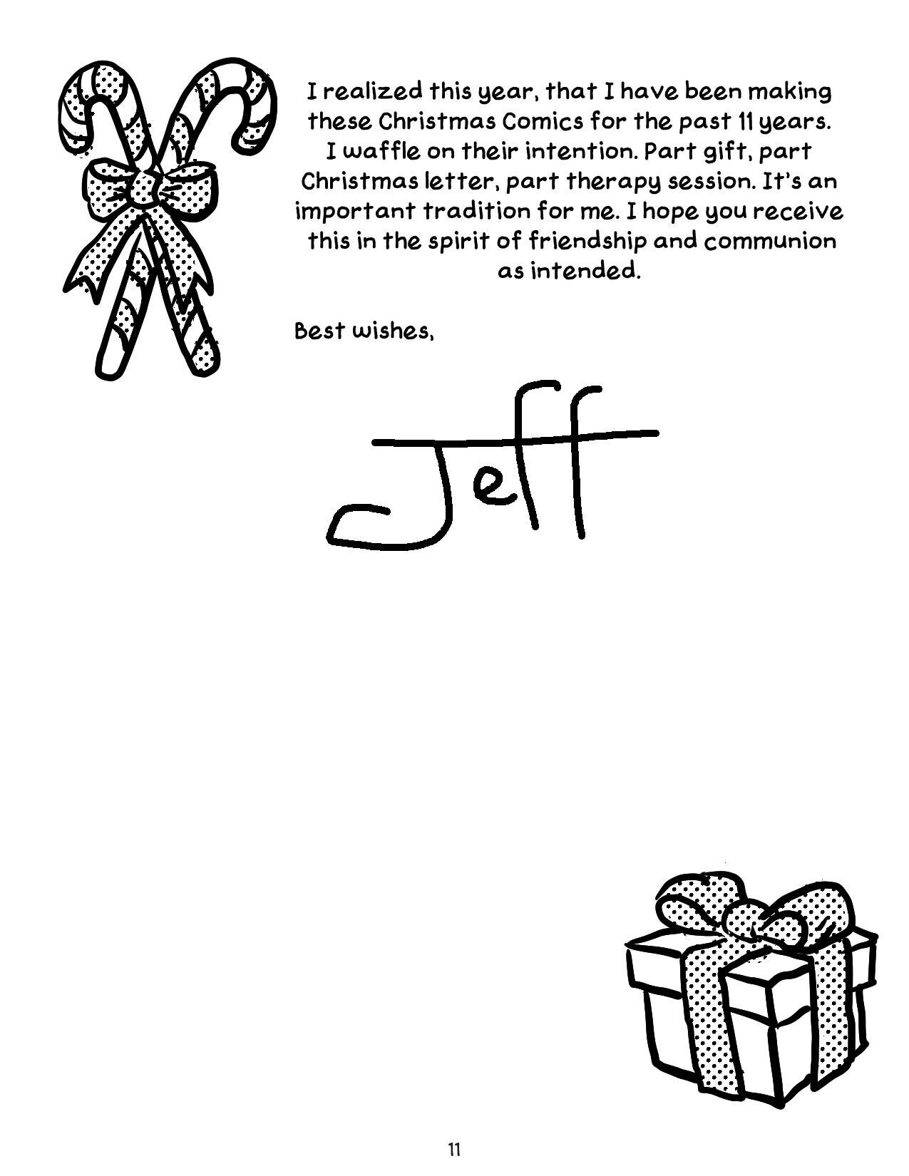 Christmas Comic 2019 page 10