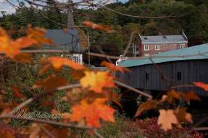 Bath New Hampshire covered bridge