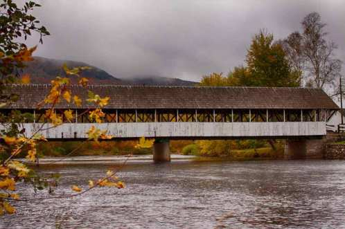 Stark covered bridge NH