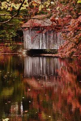 Dummerston covered bridge