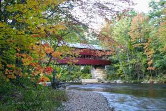Swift River Covered Bridge