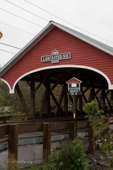 Lancaster NH Covered bridge
