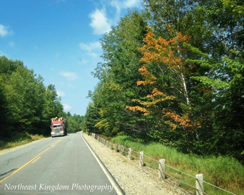 Upton Maine is one of the northern most points in Maine that I go looking for fall foliage colors in New England