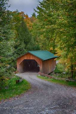 Montgomery creamery covered bridge-2