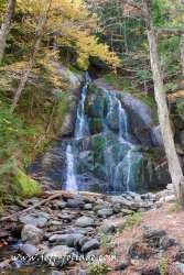 Granville Vermont waterfall