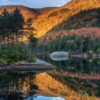 Beaver Pond at Kinsman Notch