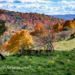 take a Vermont scenic drive down Cloudland road