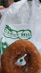 Cider Hill farm donuts