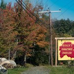 Polly's Pancake Parlor in Sugar Hill New Hampshire