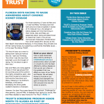 Screenshot: Kidney TRUST Email Newsletter