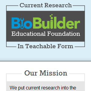 BioBuilder Educational Fdn.