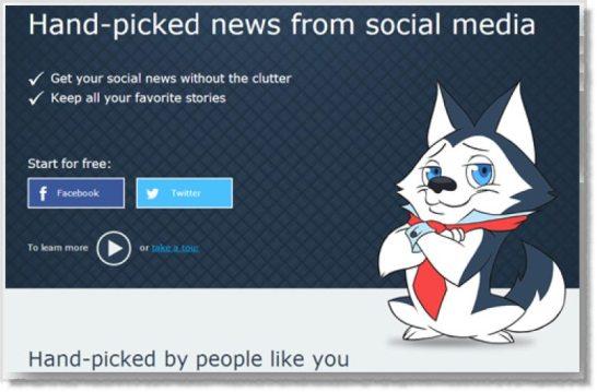 social media productivity tools
