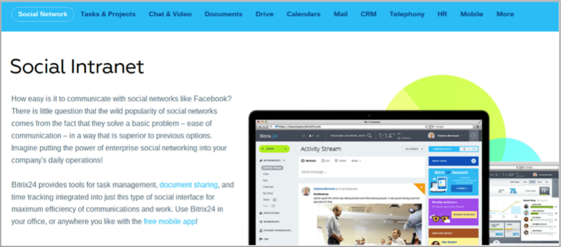 Bitrix24 - tool for how to outsource your content creation