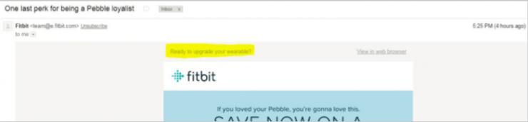 Email marketing hacks image 3