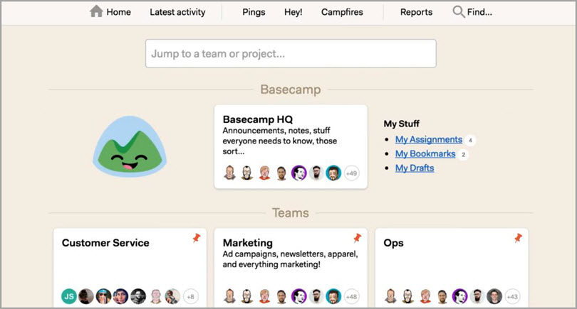 Improve Team Communications and Project Management for business productivity tools