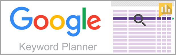 Google Keyword Planner for SEO copywriting