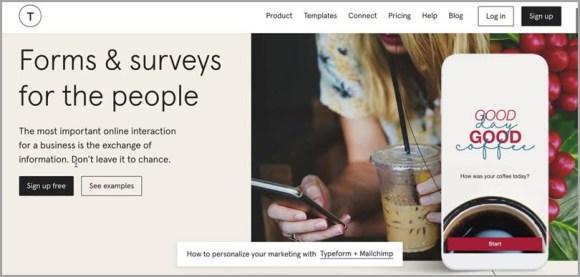 نماذج أشكالية عبر الإنترنت لاستطلاعات الرأي والاستطلاعات للناس
