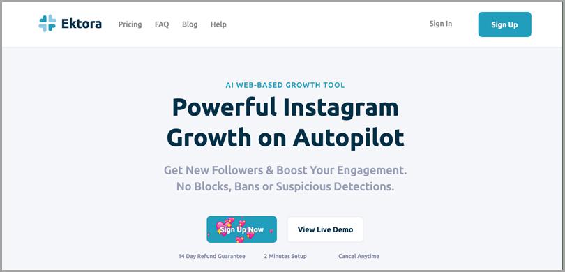 Ektora-Ppwerful-Instagram-Growth-On-Autopilot