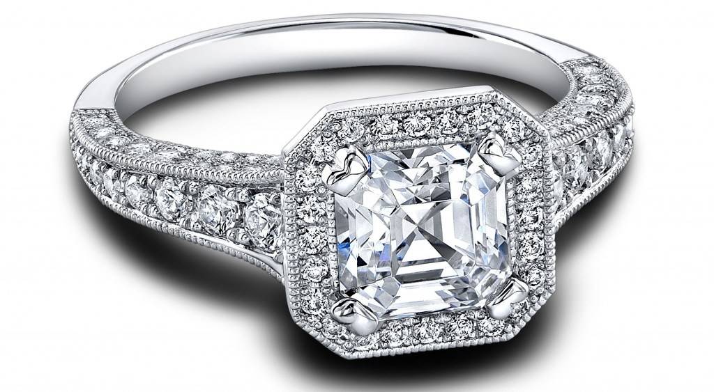 Bachelorette Light Diamond Ring