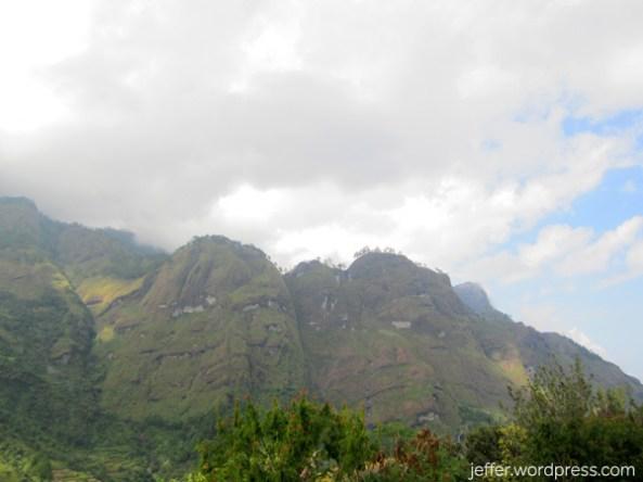 Mt. Kabunian, closer.