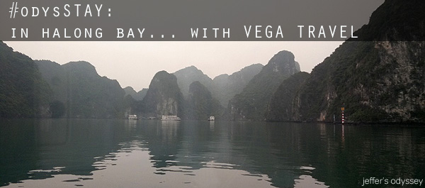 odysSTAY: In Halong Bay… with Vega Travel