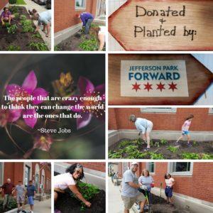 About Jefferson Park Forward