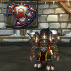 Wyndwar: Hellscream's Battlegear