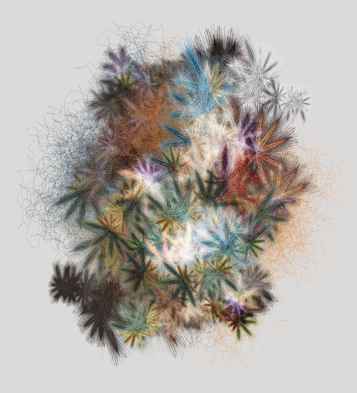 Fertile Crescent - Wild Wheat #2 by Jeff Gwegan