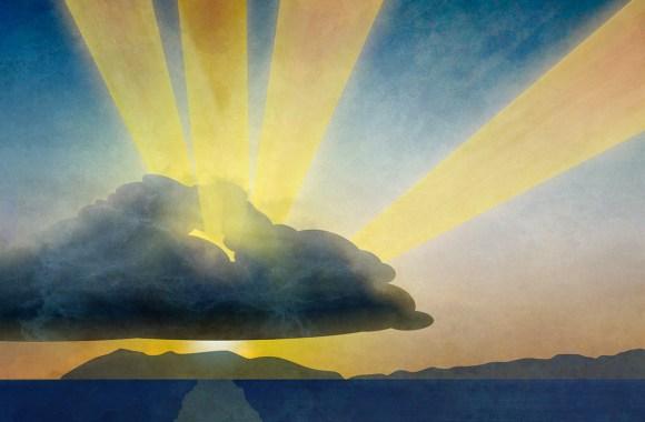 Island Sun – Illustration