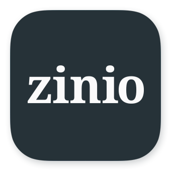 ZINIO: Apps
