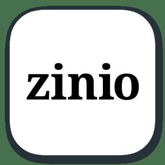 ZINIO: Responsive Web