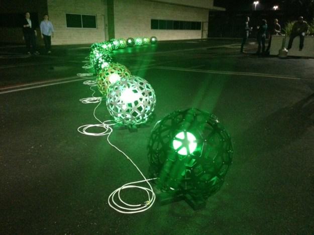 Green Balls