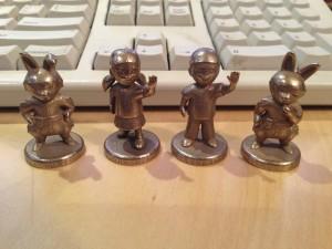 Dust Bunny 3D Prints