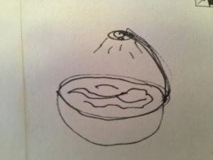 Back of an Envelope Sketch