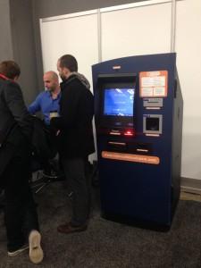 SXSW Bitcoin ATM