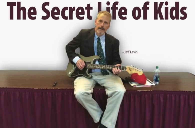 Secret Life of Kids Program on May 17