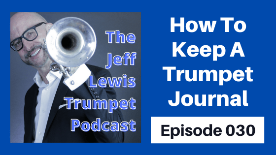 JLTP 030 Trumpet Journal