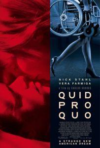 Movie poster for the film Quid Pro Quo
